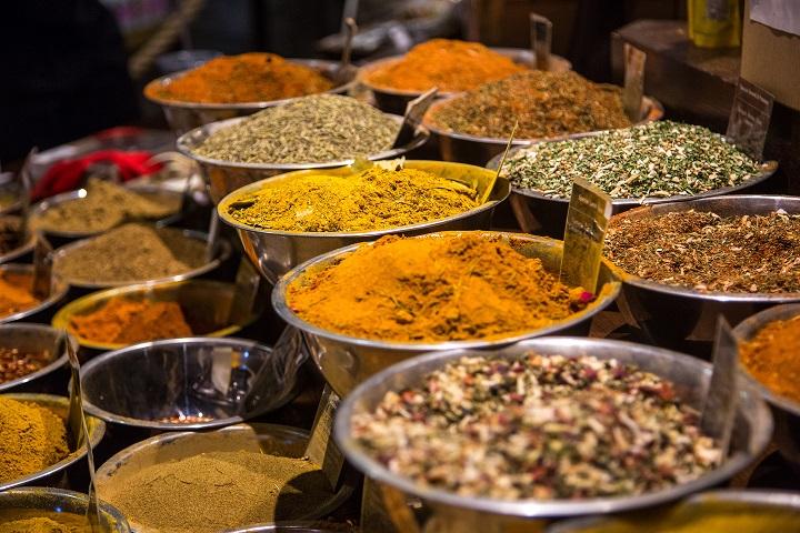 Curry Indio para Adelgazar