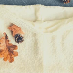 Scaldacollo tutorial facile maglina lana cashmere come cucire