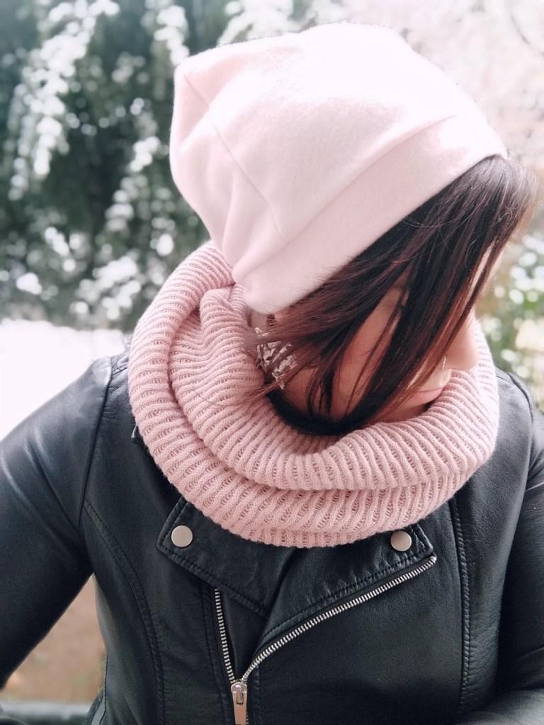 berretto rosa come cucire un berretto da donna