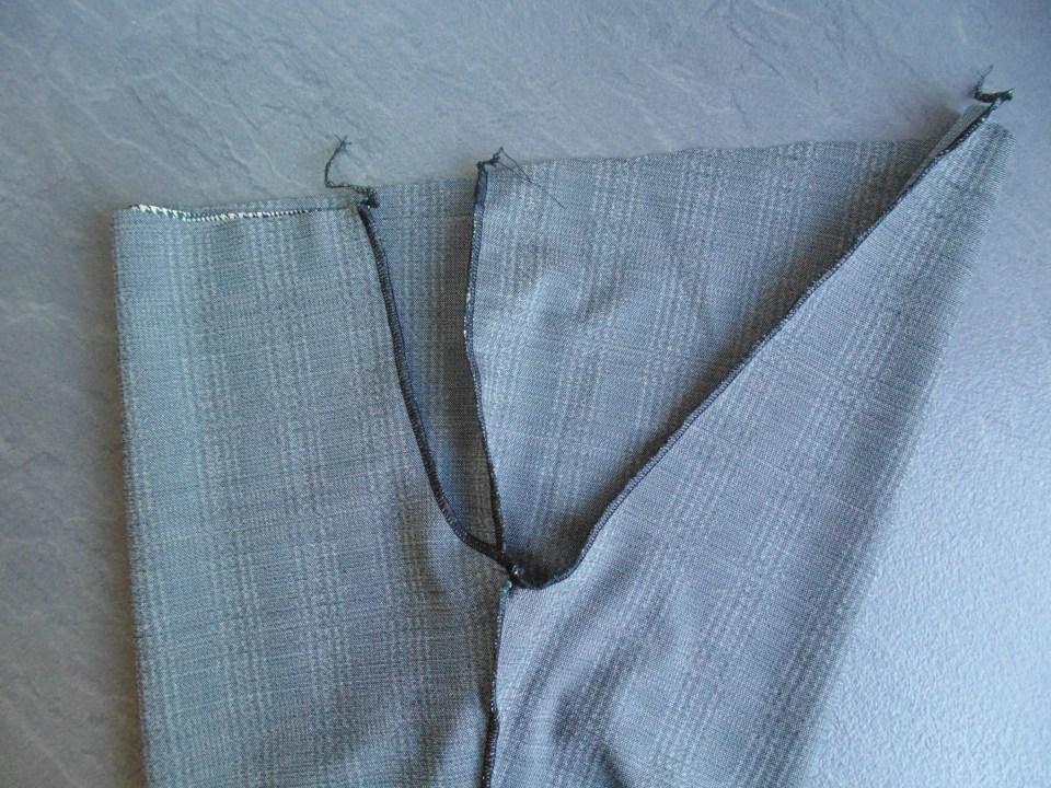 come cucire pantalone facile fai da te