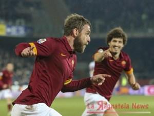 Soccer: Serie A; Cesena-Roma