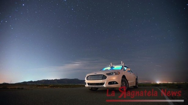 Nightvision Ford Fusion