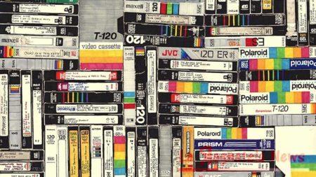 VHS vanno in pensione