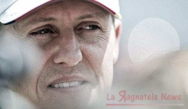 Schumacher:  una nuova speranza per un possibile recupero