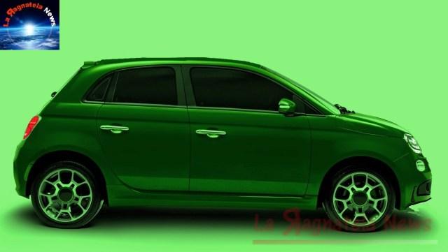 Nuova Fiat 500 Dal 2019 Piu Lunga 5 Porte E Tante Novita La