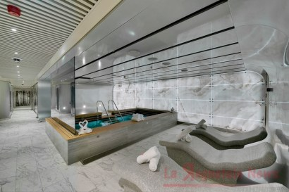 MSC Aurea Spa welcomes guests for a moment of relaxation
