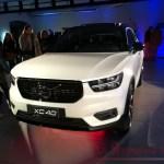 Presentazione a Roma, presso Autostar della Volvo XC 40 [+GA