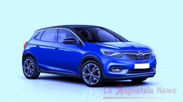 arriva nel 2019 la prima opel corsa e sar prodotta in spagna la ragnatela news. Black Bedroom Furniture Sets. Home Design Ideas