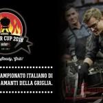 """Parte il 27 maggio la """"WEBER CUP 2018 alla ricerca del migli"""