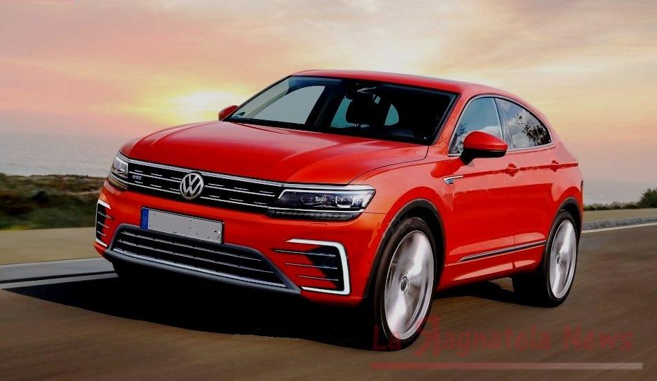 Nel 2019 debutterà una nuova Volkswagen Tiguan, la Coupé