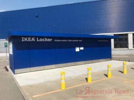 Ikea Sceglie Milano Per Il Progetto Locker Punti Di Ritiro Degli