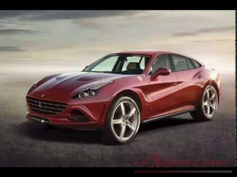 """""""Ferrari Purosangue"""", il primo SUV del Cavallino in onore di Sergio Marchionne"""