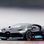 """La nuova """"DIVO"""", la più giovane delle Bugatti dalle prestazi"""
