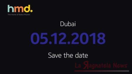 #ExpectMore: nuovo evento da HMD Global il 5 dicembre. Nokia 9 e Nokia 8.1 in arrivo?