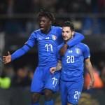 Calcio, l'Italia torna a vincere in amichevole contro gli USA in una Genk piena di tifosi italiani. Decide ...