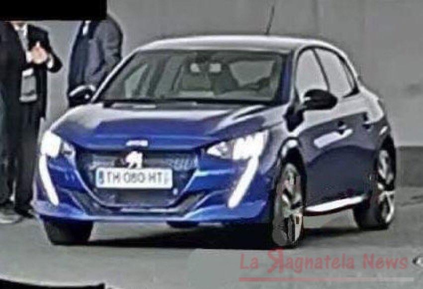 Ecco la Peugeot 208 - 2019 [presentazione ufficiale a Ginevra a Marzo]
