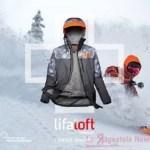 Helly Hansen e la nuova giacca W Whitewall Lifaloft, calore