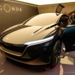 Lagonda All Terrain Concept, la nuova vettura elettrica di A