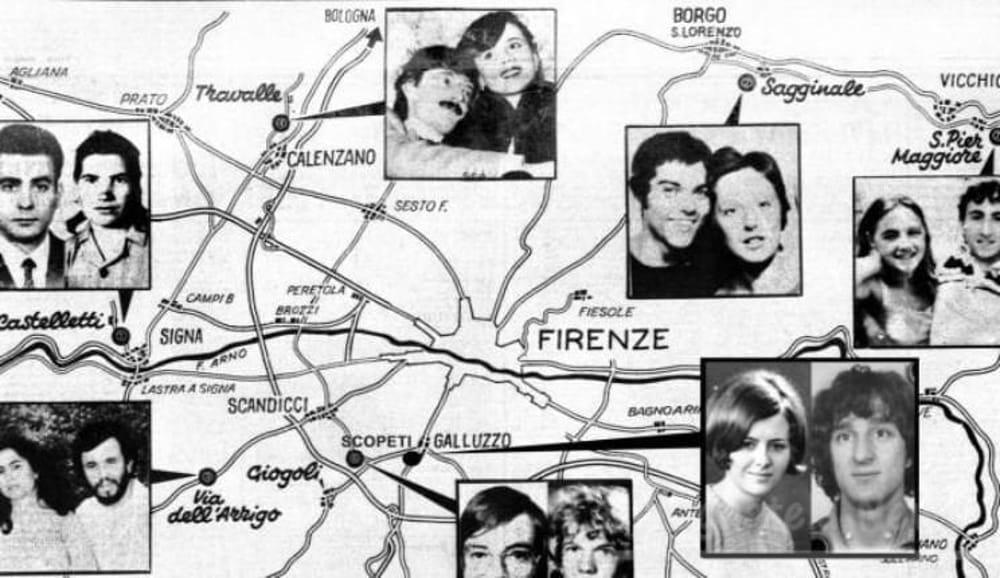 Mostro di Firenze: nuove scoperte 34 anni dopo e la cronistoria del più grande mistero italiano