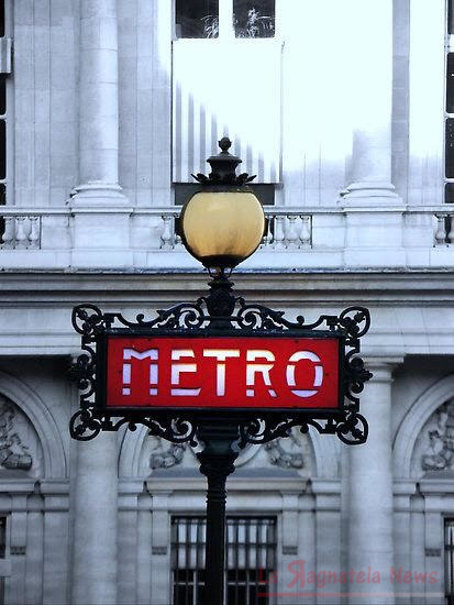 A cena in metro...anche a Roma si può!