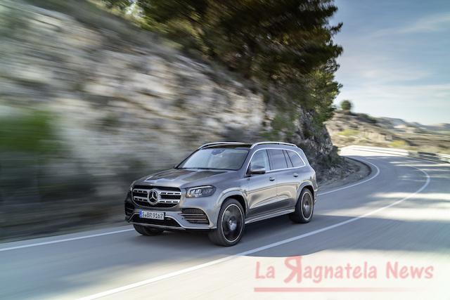 Mercedes GLS, Il Grande SUV ritornato a Shanghai, sui Mercati di tutto il Mondo dal 2020