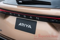 Nissan Ariya badge_Rear