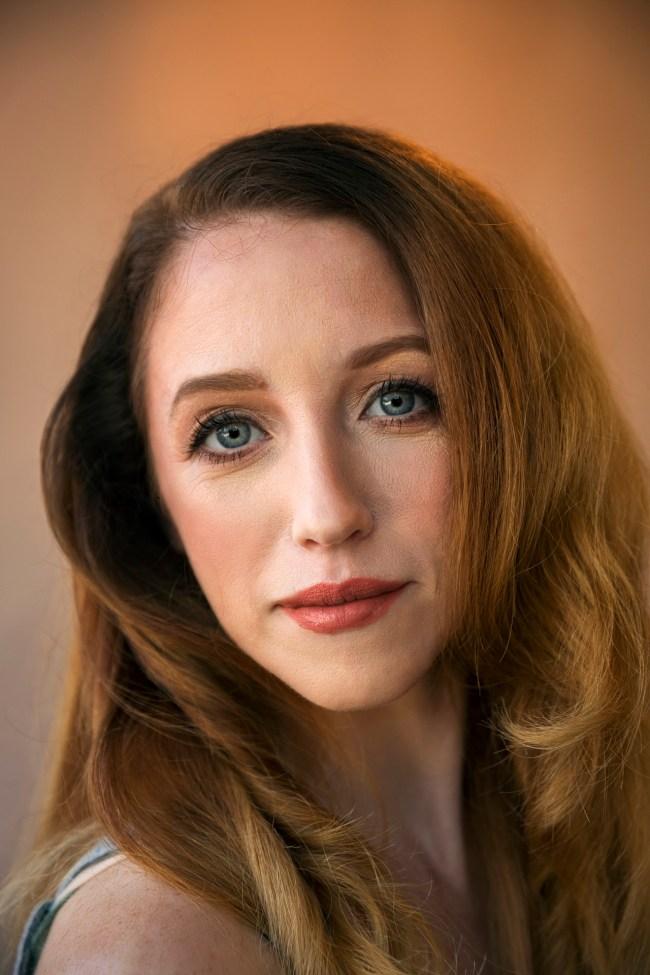 woman beauty portrait