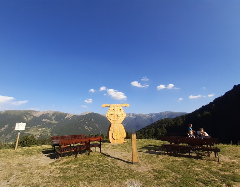 Nilo Tamarro Canillo Montaup Mereig Picnic Andorra