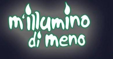 """Capaccio Paestum. Cultura, il Comune aderisce a """"M'illumino di meno"""""""