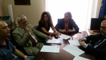 Ufficio Verde Pubblico Salerno : Salerno. inaugurazione ufficio garante per infanzia ed adolescenza