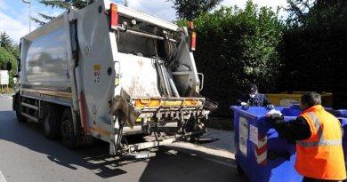 Cesa. Emergenza rifiuti, Comune sospende raccolta