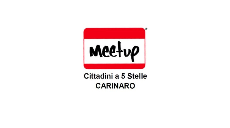 """Carinaro. Politiche, Meetup 5telle: """"PD usa comunicazione basata sulla 'luce riflessa'"""""""