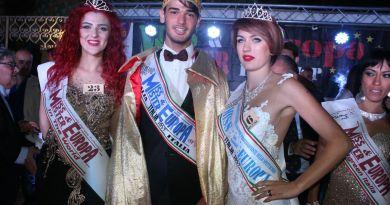 Ischia. Grande successo per la finale nazionale di Miss e Mister Europa