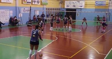 Volley Serie C/F. L'ALP Aversa asfalta Orta, ora testa all'Olimpia