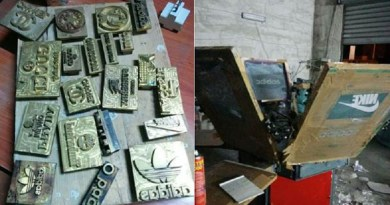 Gricignano. Scoperta 'fabbrica del falso', blitz Carabinieri: sequestrati centinaia di prodotti