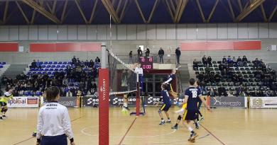 Volley Serie B/M. La Romeo Normanna vince il derby contro la Tya Marigliano