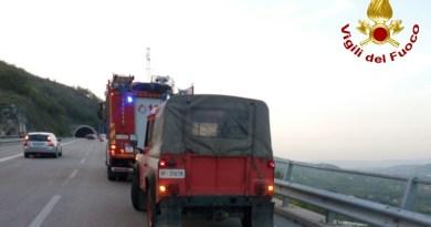 Tragedia sull'Ofantina: 41enne si lancia dal viadotto