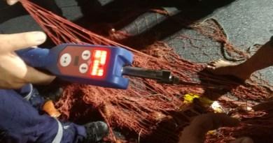 Pesca illegale, Guardia Costiera sequestra 5000 metri di rete