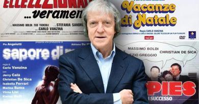 Morto regista Carlo Vanzina, raccontò Italia in commedia
