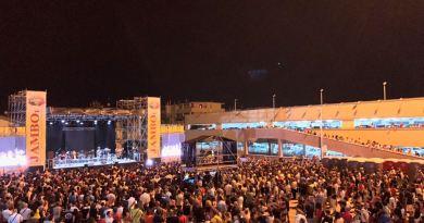 """Trentola Ducenta. In migliaia all'inaugurazione del """"Jambo Summer Fest 2018"""""""
