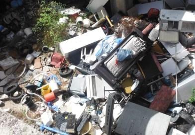Montefalcione. Gestione illecita rifiuti, denunciate due persone e sequestrata area