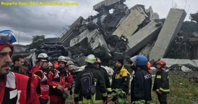Genova. Crollo viadotto A10, tra le vittime anche quattro napoletani