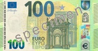 Arrivano nuove banconote da 100 e 200
