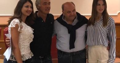Massimo Giletti cittadino onorario di Montefusco: ok della Giunta