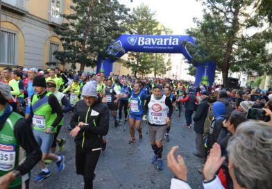 """L'Aeronautica Militare alla Mezza Maratona internazionale """"Reggia Reggia"""" 2018"""