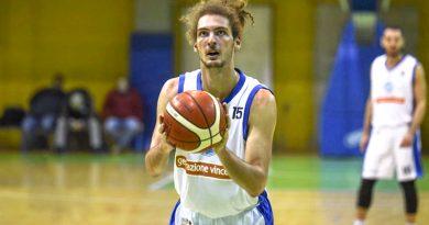 """Basket Serie B. Vittoria Napoli su Palermo, Gazineo: """"Una vittoria che ci dà fiducia"""""""