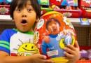 Ryan, a soli 7 anni, è lo Youtuber più pagato al mondo