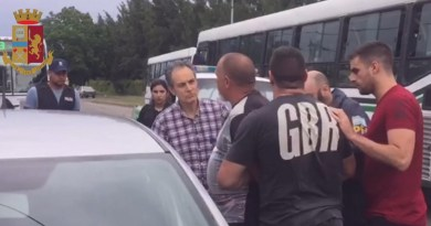 (VIDEO) Buenos Aires. Arrestato narcotrafficante italiano