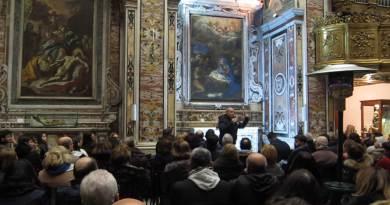 (VIDEO) Aversa. Il vangelo dell'arte con J.P. Hernandez SJ: prima tappa