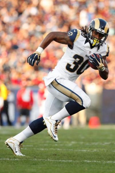 HB #30 Todd Gurley (Photo credit: Ric Tapia / www.therams.com)